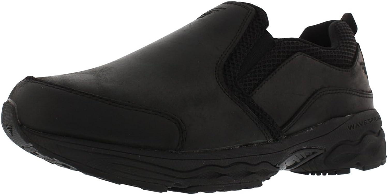 Spira Taurus Män's Slip Slip Slip Resistent Casual skor with Springaas  upp till 42% rabatt