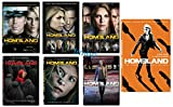 Homeland The Complete Series Seasons 1-7(DVD, 2018, 28-Disc Box Set)