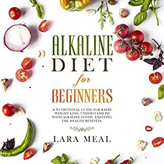 Alkaline Diet for Beginners audiobook cover art
