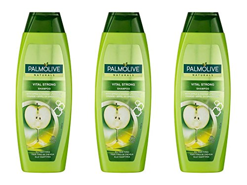 Palmolive Vital Strong Shampoo, 350 ml, 3 Stück