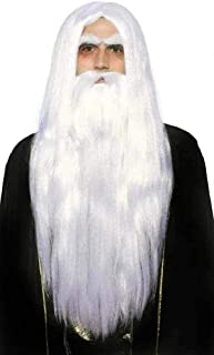 Inc - Merlin Wig & Beard