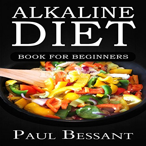 Alkaline Diet Book for Beginners audiobook cover art