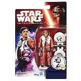 Hasbro Star Wars - E7 3.75 'cifra de Base: PoE Dameron, Figura de acción (B3449ES0)