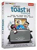 COREL Roxio Toast 14 Titanium Mini Box EU EN / FR / DE / IT / ES