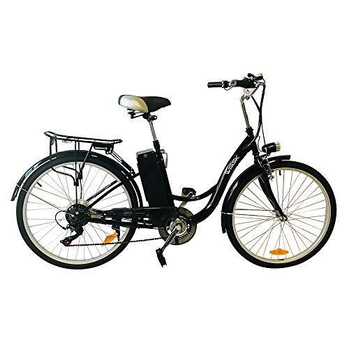 LEMONADE iDEAS Wissk Comfort Black -Cruise Around The City or Neighborhood with Ease. Designed to Provide Comfort and Stability You Need on Your City Travels