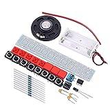 Loriver NE555 Elektrische Klavier Orgel Modul DIY Kit Elektronische Bauelemente DIY Set