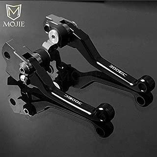 Accessories for Gas Gas EC250 E4 / EC300 E4 EC 250 300 2017-2018 Motorcycle CNC Pivot Dirt Bike Clutch Brake Levers Replacement Motocross