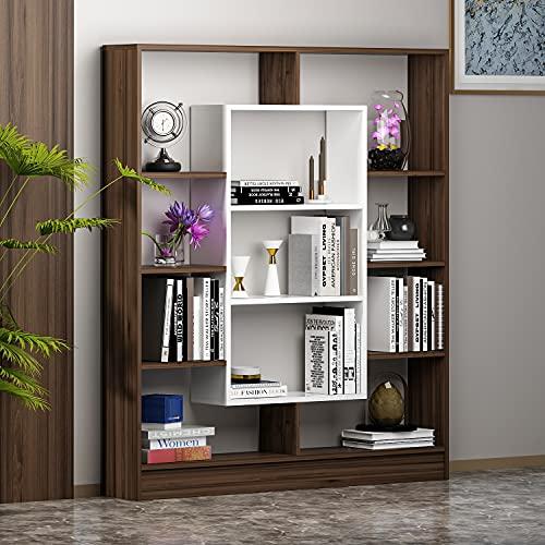 Estante Ample–Habitación Escalera estantería