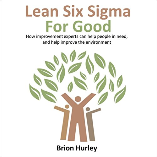 Lean Six Sigma for Good audiobook cover art