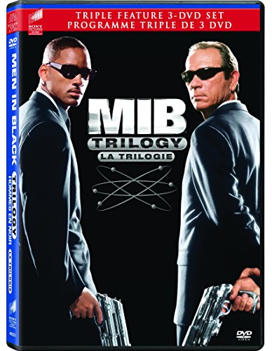 Men in Black / Men in Black 2 / Men in Black 3 (3-DVD Triple Feature)