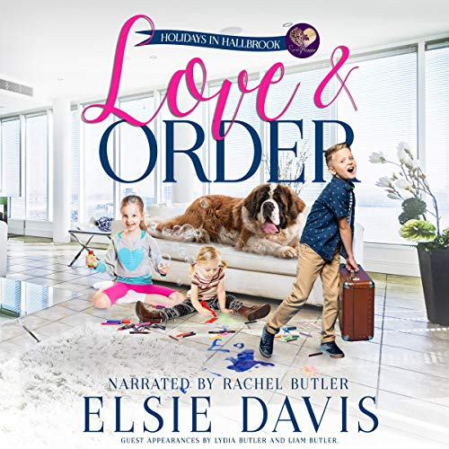 Love & Order Audiobook By Elsie Davis cover art