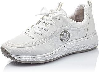 Rieker Femme Chaussures de Ville à Lacets N5504, Dame Chaussures de Sport