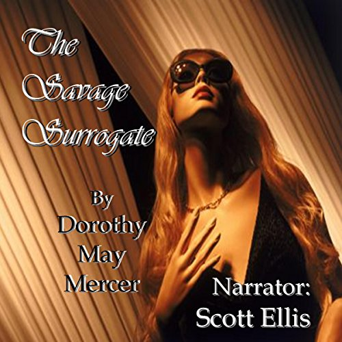 The Savage Surrogate audiobook cover art
