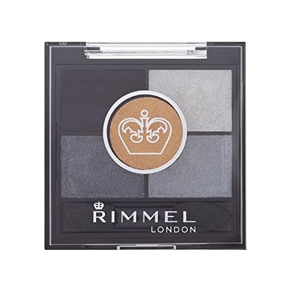 味わうぐったり午後Rimmel 5 Pan Eyeshadow Golden Eye (Pack of 6) - リンメル5パンアイシャドウ黄金の目 x6 [並行輸入品]
