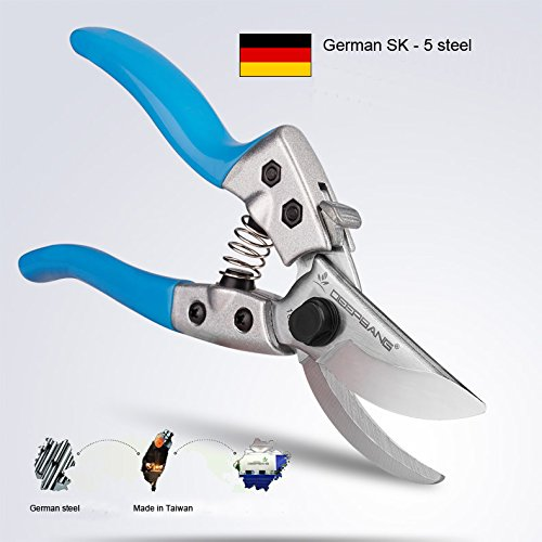 Cisaille de jardin de qualité allemande