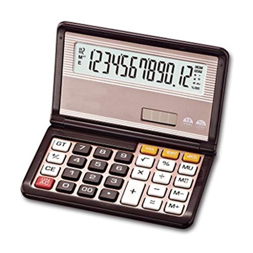 ASDF Tragbarer Taschenrechner, Falten...