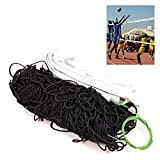 Naiyafly Volleyball Net Training 7x1m Tennis Portatile Quick Start Beach Volleyball Net Universal Forniture