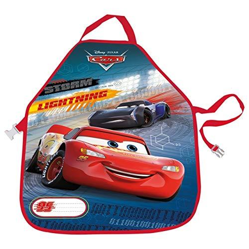 Cars Disney Mc Queen Kinder Malschürze Bastelschürze Schürze Kinderschürze