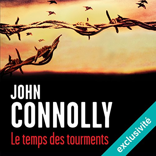 Le temps des tourments audiobook cover art