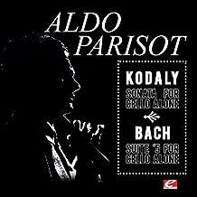 Kodály: Sonata for Solo Cello, Op. 8 - Bach: Suite No. 5 for Cello
