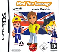 Mind your Language Learn English (DS) (輸入版)
