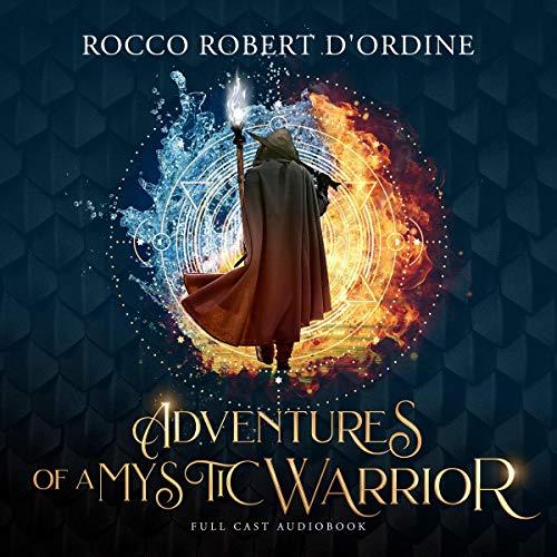 Adventures of a Mystic Warrior cover art