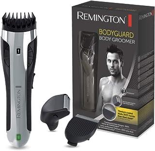 Remington Bodyguard BHT2000A - Afeitadora Corporal, Cuchillas de Titanio, Inalámbrica, Uso Seco y Mojado, Miniafeitadora d...