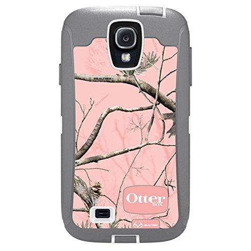 Otterbox Defender Realtree Serie Schutzhülle für Samsung Galaxy S 4–1Pack, Rose, Samsung S4