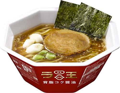 2位:日清食品『ラ王背脂コク醤油』