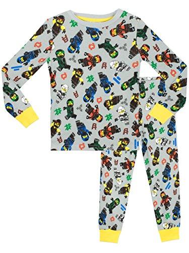 LEGO Ninjago Boys Ninjago Pajamas Size 8