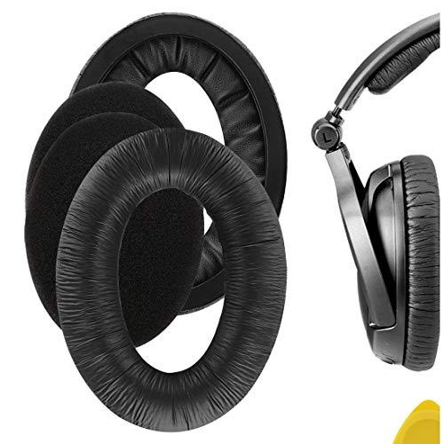 Geekria Almohadillas de Repuesto para Auriculares PXC350, HD380, PC350, PC350 SE, PXE350, HME95, HMEC250, HD380 Pro,Auriculares Almohadillas, Headphone Ear Covers (Negro)
