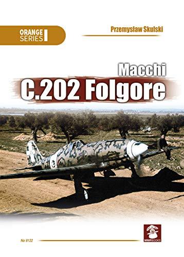 Macchi C.202 Folgore 3rd Edition (Orange, Band 8122)