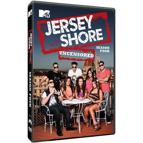 Jersey Shore: Season Four [Edizione: Stati Uniti]