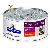 Hill's C-54561 Diet Feline I/D Lata - 24 x 85 gr