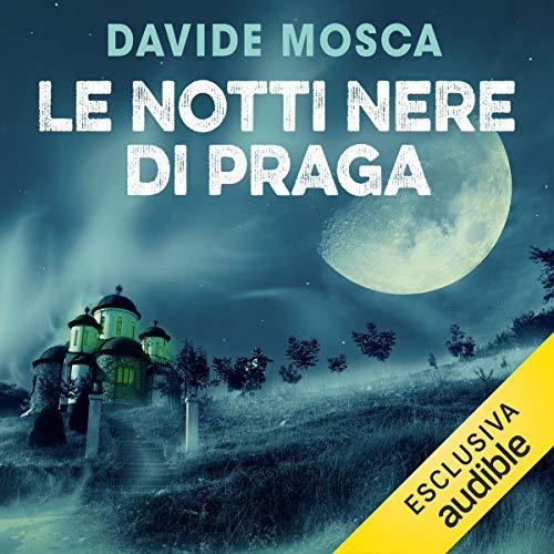 Le notti nere di Praga audiobook cover art