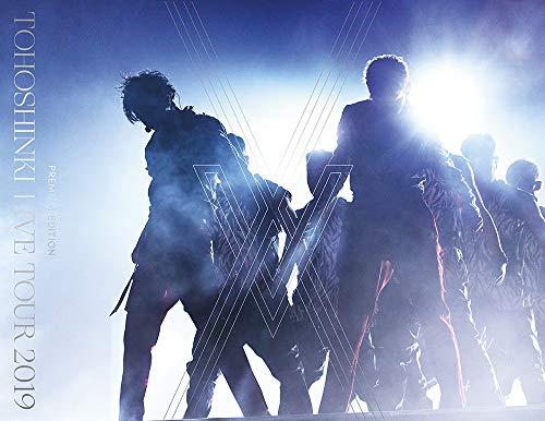 東方神起 LIVE TOUR 2019 ~XV~ PREMIUM EDITION (Blu-ray2枚組)(初回生産限定盤)