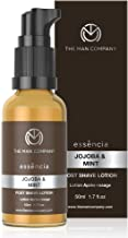 The Man Company Post Shave Lotion For After Shave- Jojoba & Mint (50Ml) | Made in India