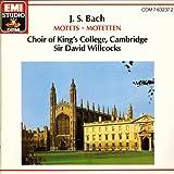 Bach:6 Motets - Willcocks/Kcc