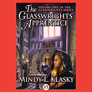 The Glasswrights' Apprentice cover art