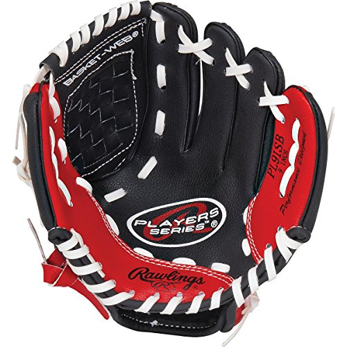 Rawlings Boys' Players Series 9-INCH TEE Ball Glove Right Hand Throw