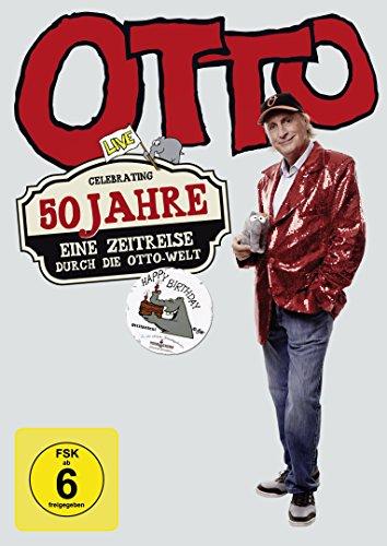 Otto - 50 Jahre Bühnenjubiläum (Eine Zeitreise durch die Otto-Welt) (2 DVDs)