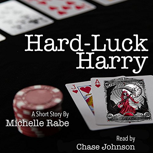 Hard-Luck Harry audiobook cover art