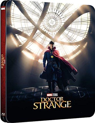 Doctor Strange (2016) 3D - Zavvi Exclusive Limited Edition Lenticular Steelbook (Blu-ray 3D + Blu-ray) (UK Import ohne dt. Ton) Blu-ray, Uncut, Regionfree