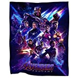 Awesome Shirt Gift MD21 Endgame Violet Cozy Fleece Blanket Baby Size 30x40 INCH