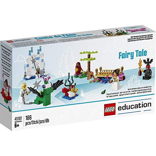 StoryStarter Fairy Tale Expansion Set - Age Mark: 6+, Piece count: 186