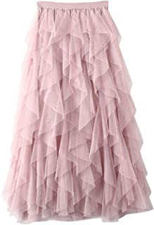 nuovo di zecca ccb5b 6f5c8 Amazon.it: Gonne In Tulle - Rosa