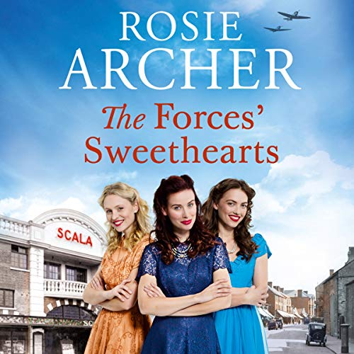 The Forces' Sweethearts: The Bluebird Girls, Book 3