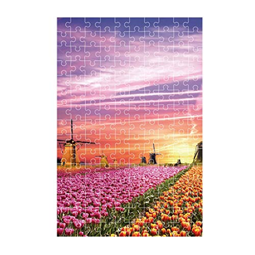 150 Pieces Children's Puzzle- Panoramic Game Interesting Early Education Creative Toys