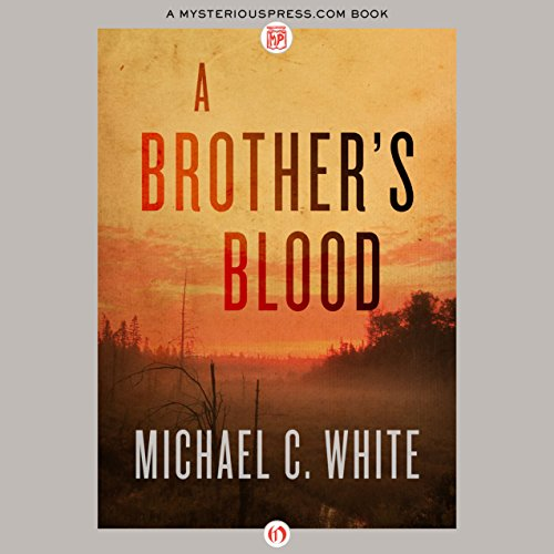 A Brother's Blood audiobook cover art