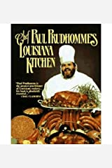 Chef Paul Prudhomme's Louisiana Kitchen (Hardback) - Common Hardcover